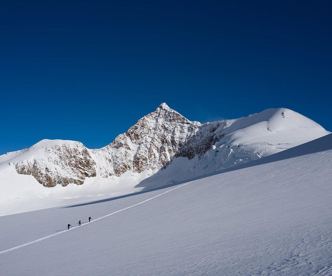Ufficio Guide Monte Rosa : Monte rosa spaghetti tour alta badia guide alpine