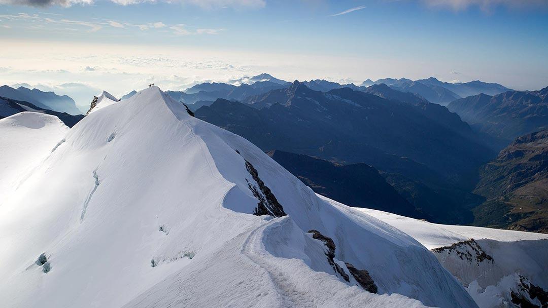 Ufficio Guide Monte Rosa : Alta montagna alta badia guide alpine